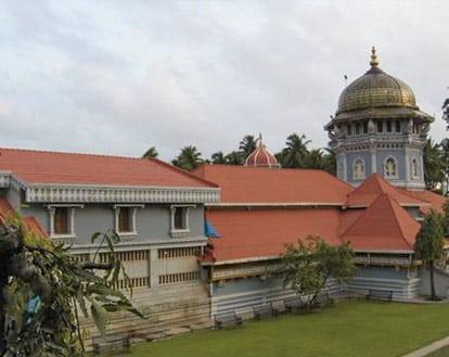 Shri mahalsa temple
