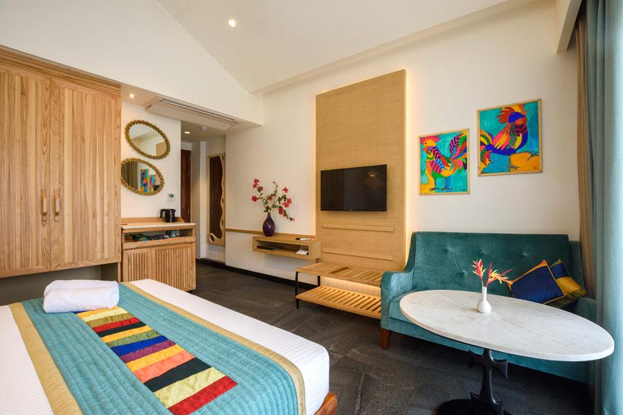 beleza bedroom
