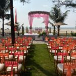 Outdoor Beach Weddings at Beleza By The Beach