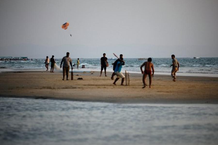 cricket-in-goa-beach