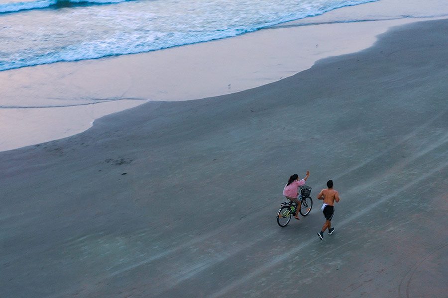 gos beach beleza