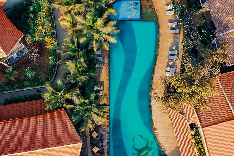 pool side beleza