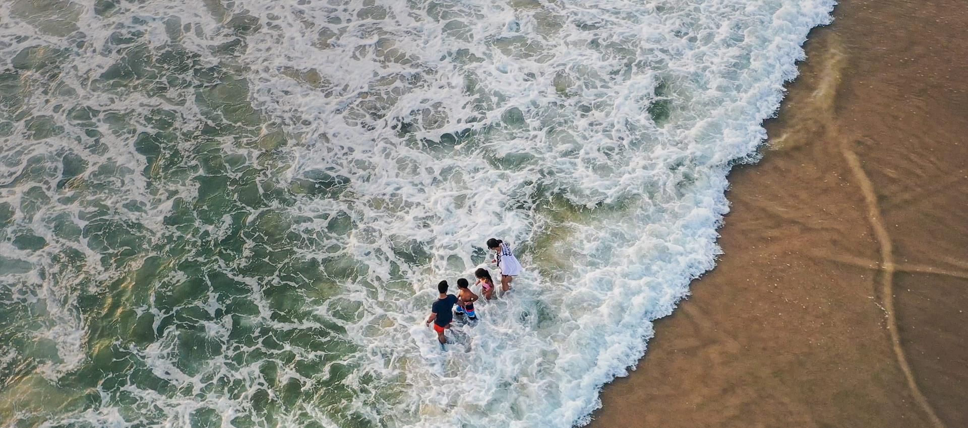 play in sea beleza