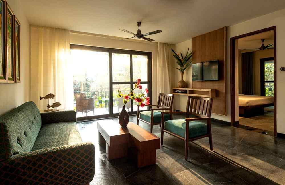 villa suites in Goa
