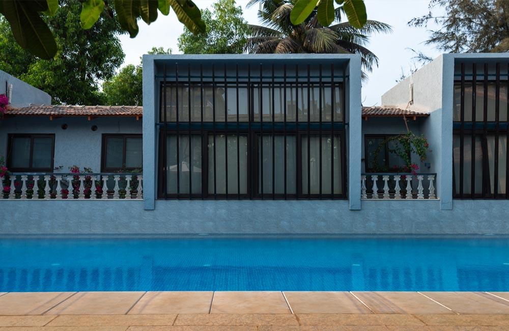 South Goa Hotel - Spa Lap Pool
