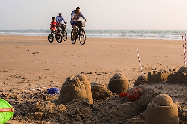 Bicycle and motorbike rentals in goa beleza