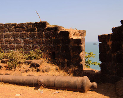 Fort Cabo De Rama - Things to do in Goa