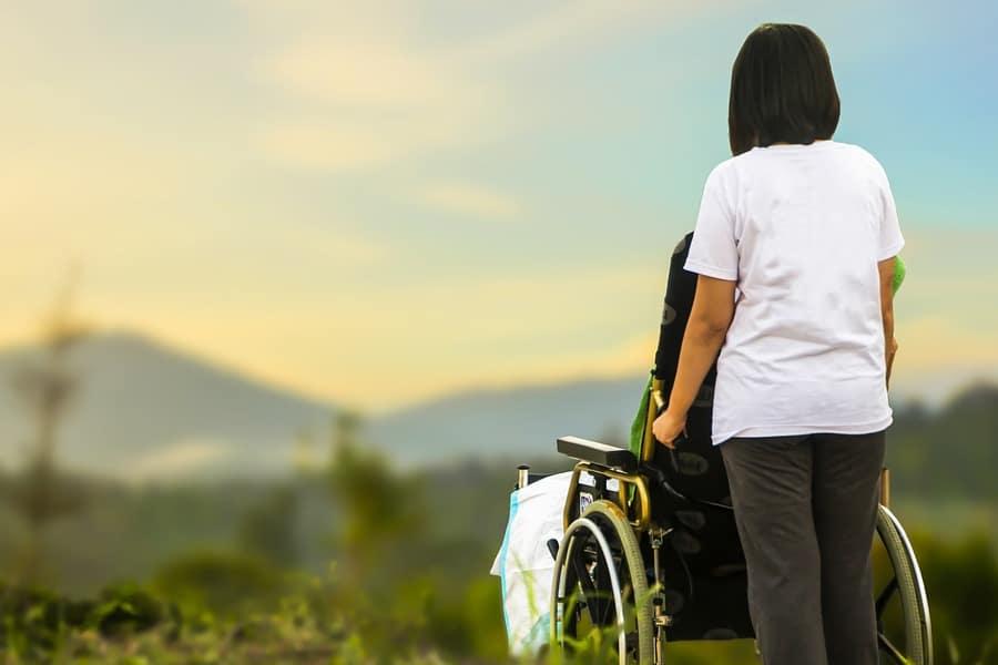 Wheelchair accessible rooms beleza